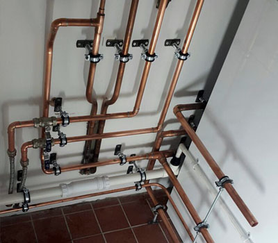 Gas & Oil Central Heating
