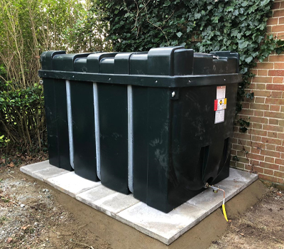 Oil Tank Replacements