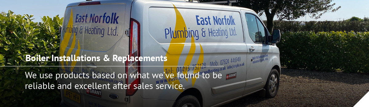 Boiler Installations & Replacements
